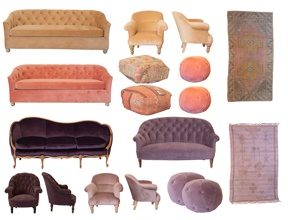 Sunset Sofa Collection