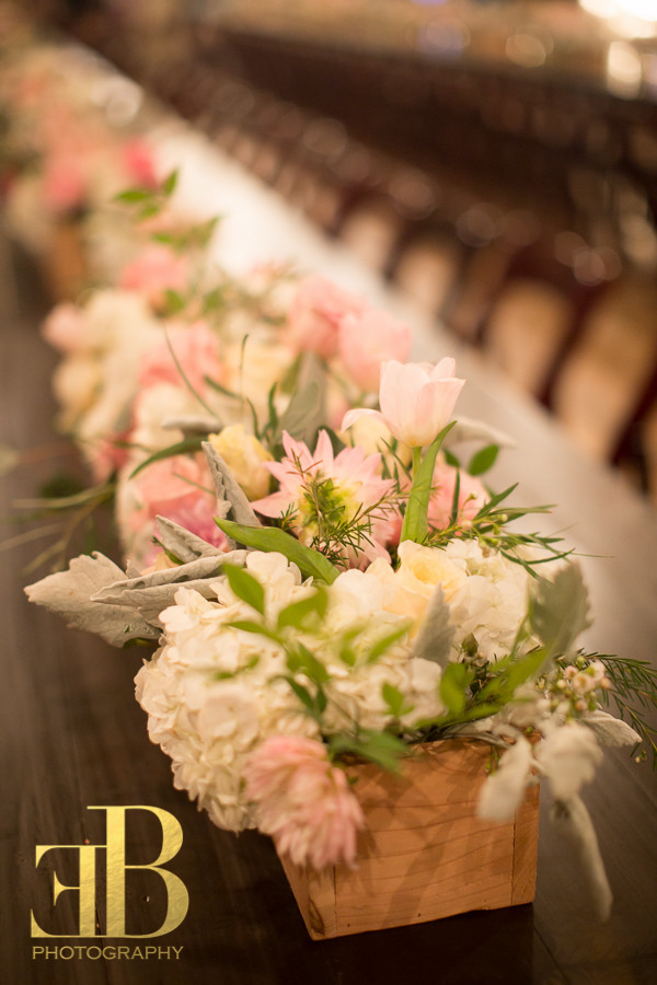 Floral Details from Destrehan New Orleans Wedding