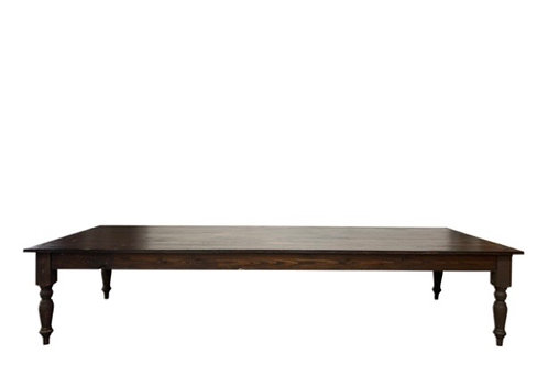 Orleans Low Dining Table