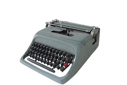 Robin's Egg Typewriter