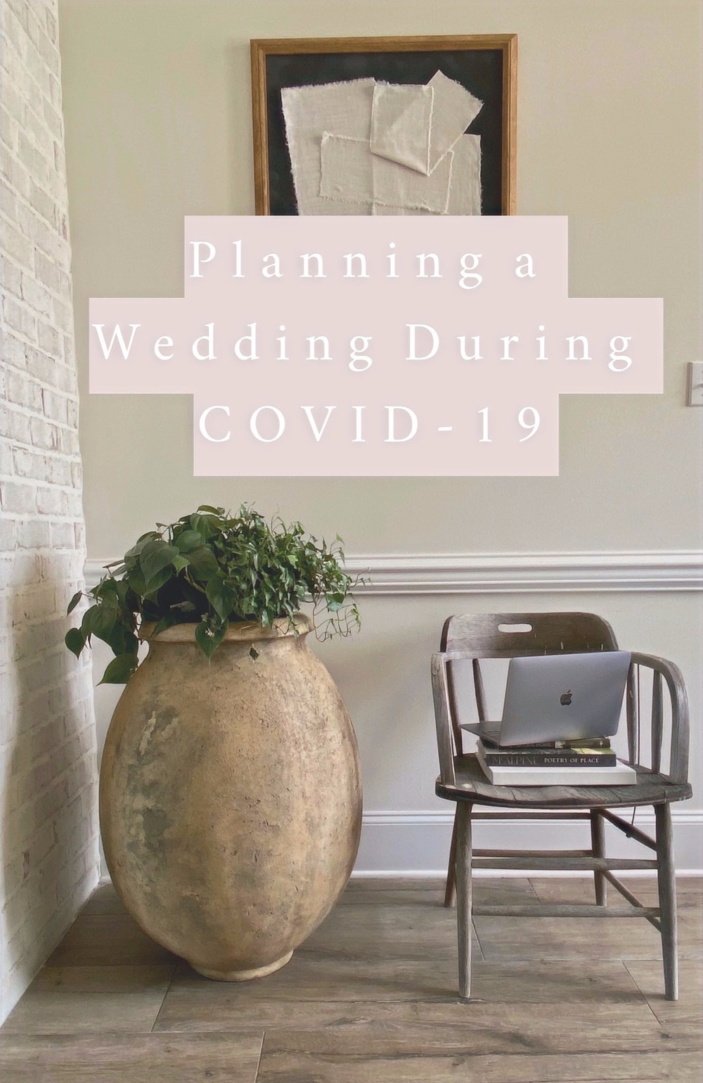 Planning a wedding during COVID-19 Coronavirus