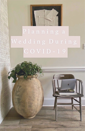 Planning a Wedding During COVID-19