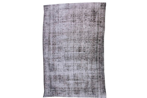 Gray And Cream Turkish Rug