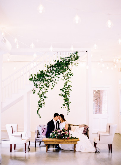 Monastery Styled Shoot-New Orleans Weddi