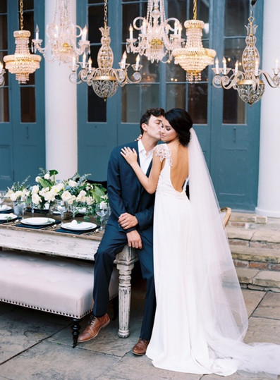 New Orleans Wedding Design Rentals Elyse