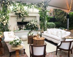 Portia and Ellen Fireplace Lounge