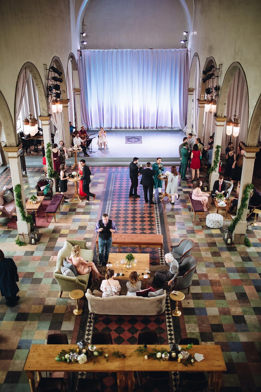 Marigny Opera House New Orleans Wedding