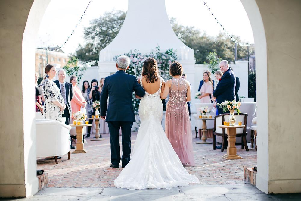 Il Mercato Wedding Ceremony