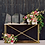Thumbnail: Sunset Gold Console Table