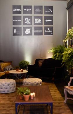 Sponsors Lounge