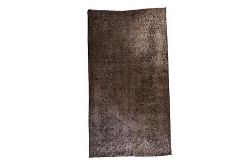 Charcoal Oushak Rug
