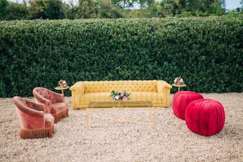 Gin Sofa + Justine Chairs Lounge