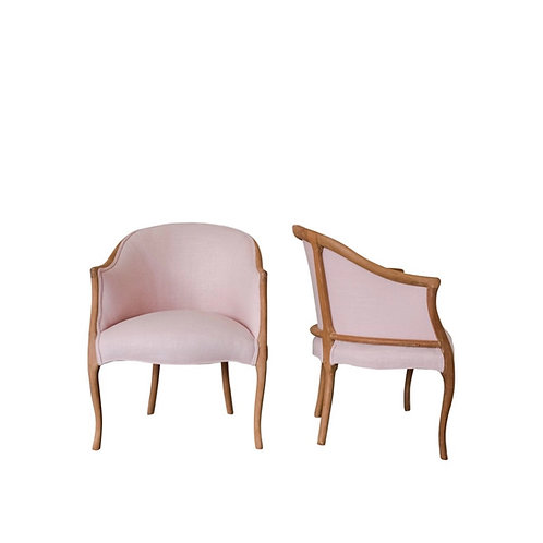 Bella Pink Chairs
