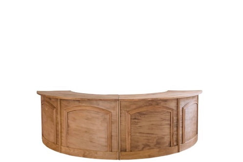 Round Bar Half Circle