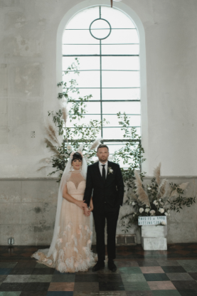 Marigny Opera House Couple
