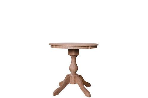 Natural Wood Cabaret Tables