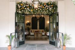 Doorway Center Lounge at Il Mercato
