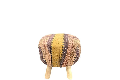 Peach Marrakesh Stool