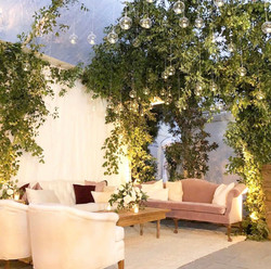Old Ursuline Outdoor Lounge