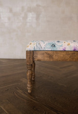 Gallery Hand-Painted Bench