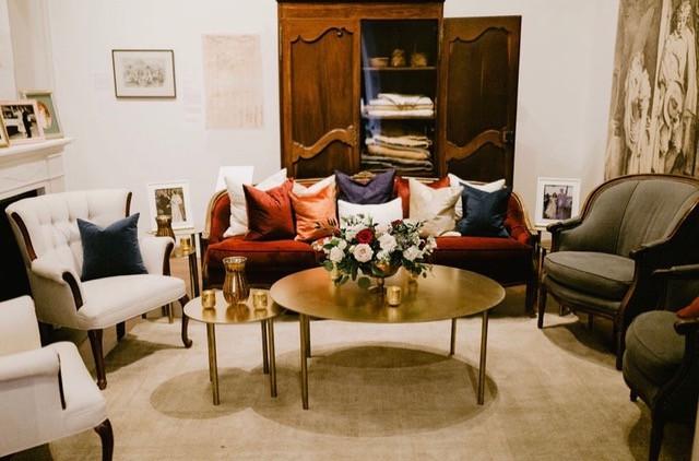 Lounge Furniture At The Cabildo
