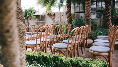Ceremony Chairs in New Orleans