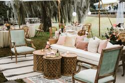 Eden Sofa + Clara Chairs
