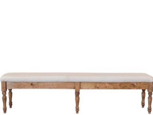 Wood Linen Bench