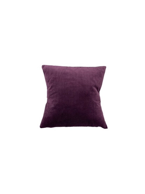 Deep Purple Floor Pillow