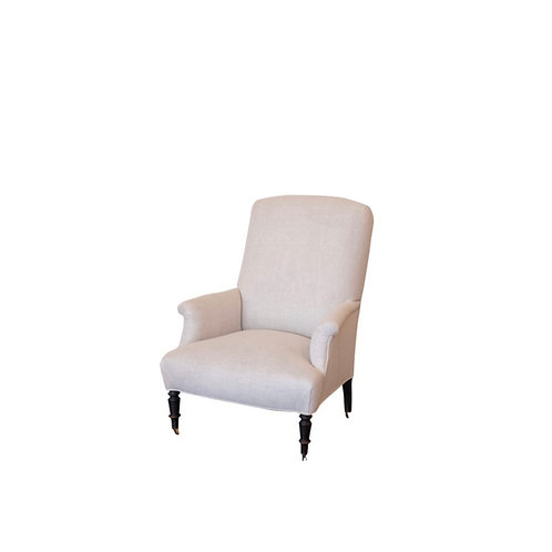Belgian Square Chair