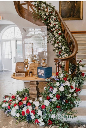 Wedding Reception At The Cabildo