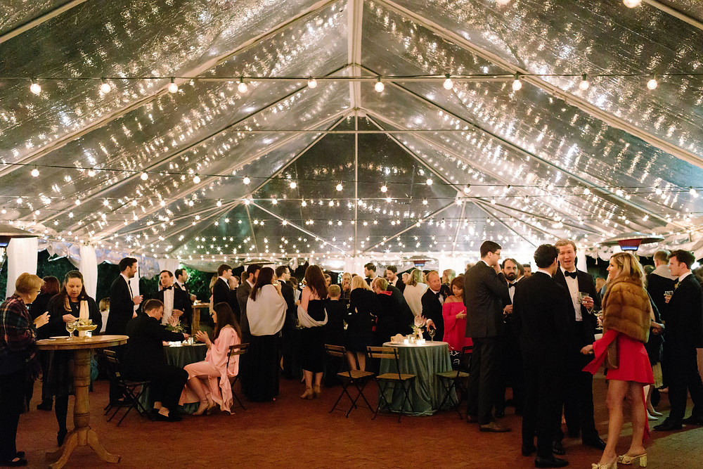 New Orleans Outdoor Reception