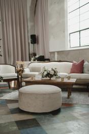 Deep blush + Neutrals Lounge