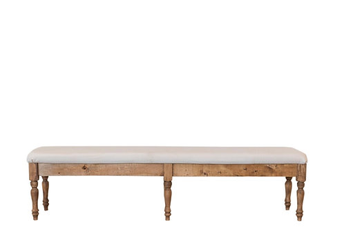 Canvas Wood Bench