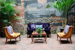 Ace Hotel Courtyard Lounge