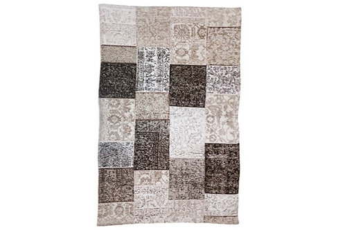 Patchwork Indian Rug