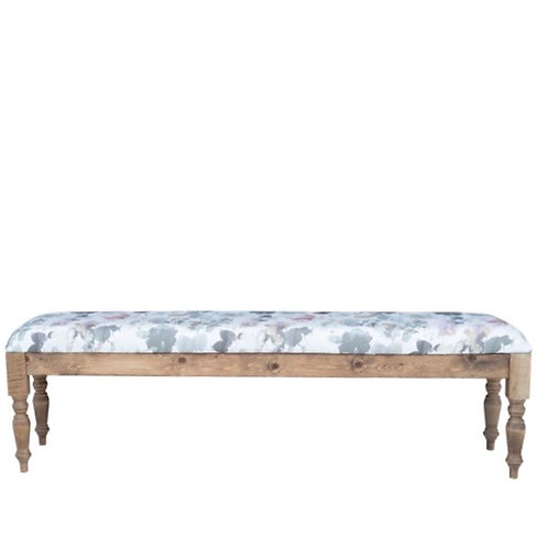 Floral Printed Benches