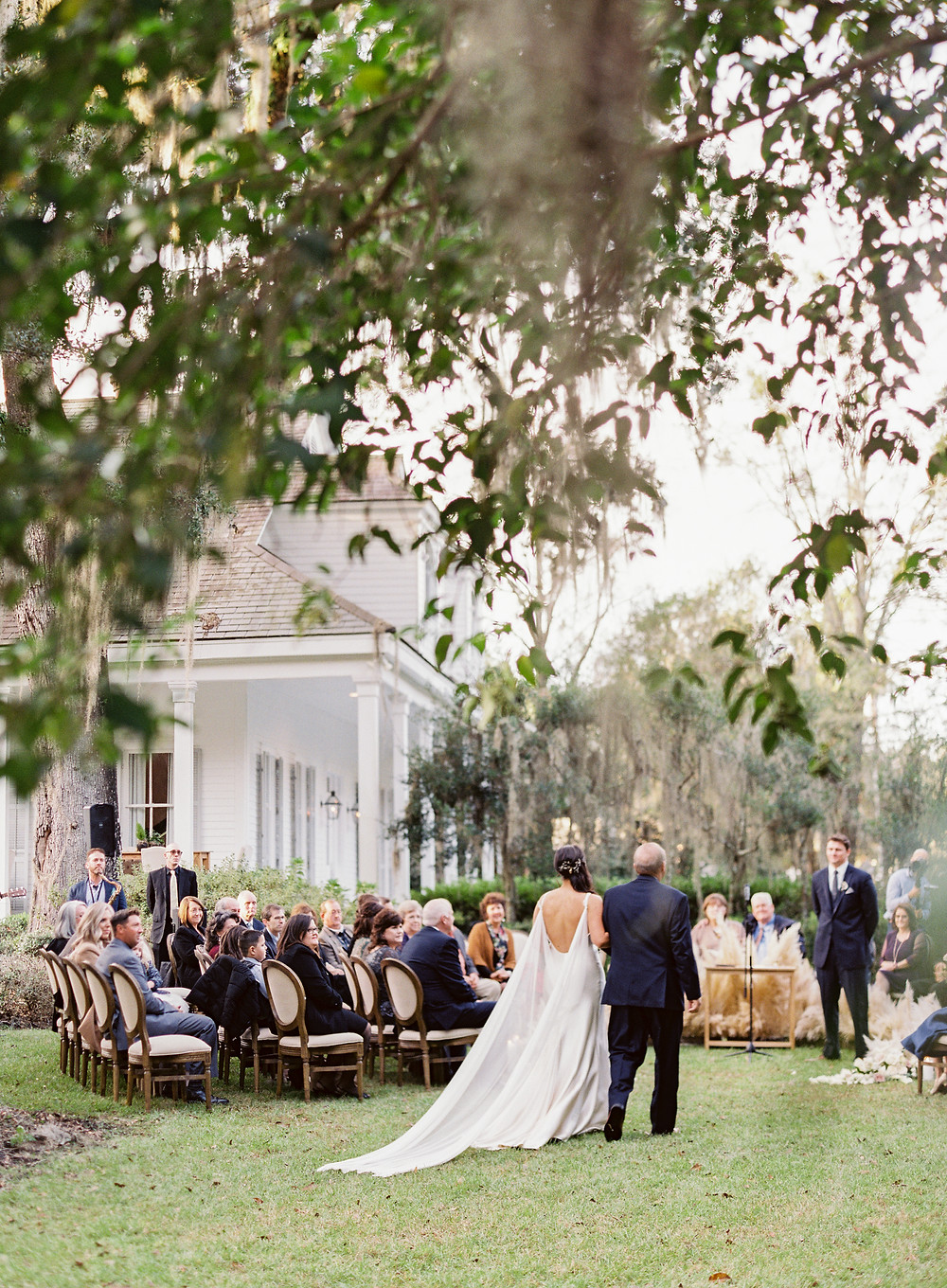 Wedding Ceremony Design Inspo Louisiana