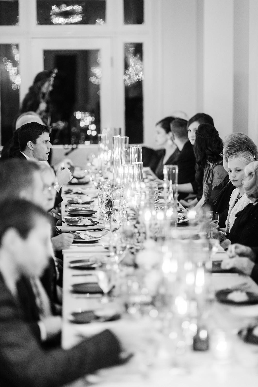 Seated Dinner Wedding New Orleans