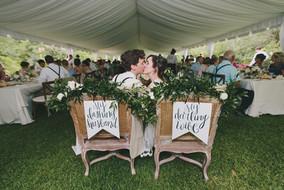 Sweetheart Wedding Edith Chairs