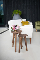 Kennedy Mid Century Side Tables