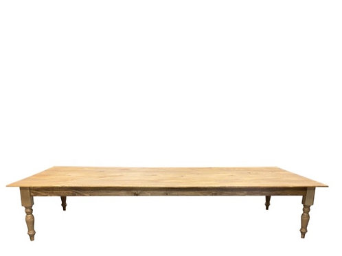 Woodland Low Dining Table