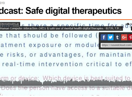 Podcast: Safe Digital Therapeutics