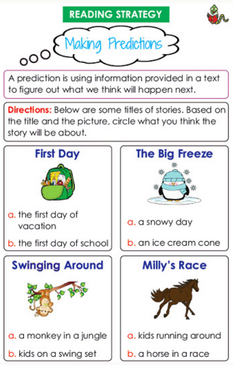 Second Grade Sample Page