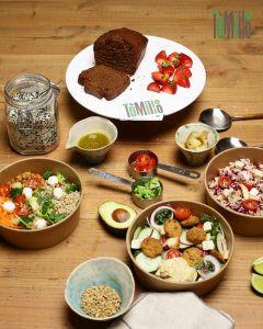 Catering Barcelona Franquicia sostenible franquicia comida saludable