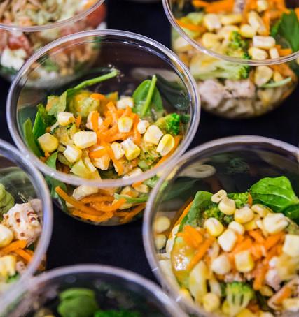 El servicio de catering saludable de Tomillo para cualquier ocasión