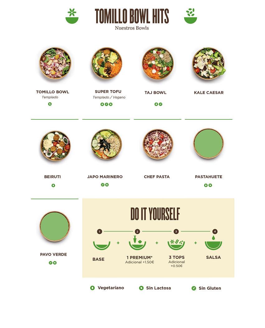 bowl, mejores bowls, ensalada,delivery,healthy, saludable,best salads,Tomillo,mejores ensaladas,Barcelona catering