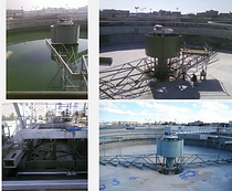 Alex. East -Waste Water Treatment Plant.
