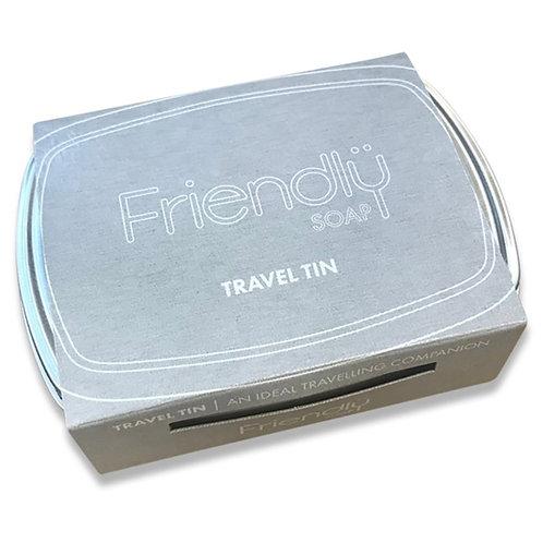 Aluminium Travel Tin