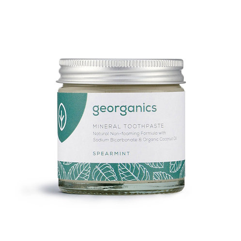 Spearmint Natural Toothpaste 120ml
